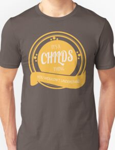 It's a CHILDS thing T-Shirt