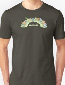 Baby Pokemon Circle T-Shirt