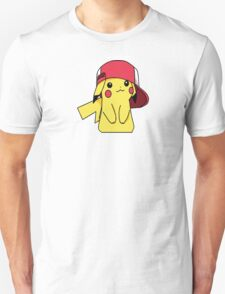 Pika and Ash's hat T-Shirt