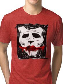 Joker T-shirt Tri-blend T-Shirt