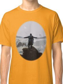 Sherlock above the Sea of Fog Classic T-Shirt