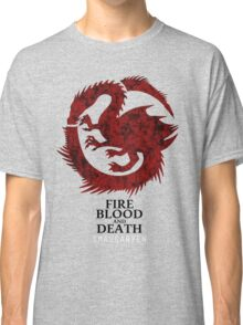Smaugaryen Texture Classic T-Shirt