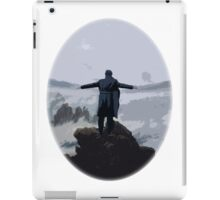 Sherlock above the Sea of Fog iPad Case/Skin
