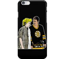 "Happy Gilmore - ""Where were you"" iPhone Case/Skin"