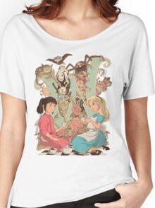 Wonderlands Women's Relaxed Fit T-Shirt