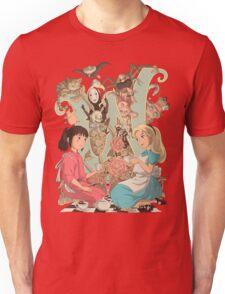 Wonderlands Unisex T-Shirt