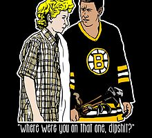 """Happy Gilmore - """"Where were you"""" by quicklaughprod"""