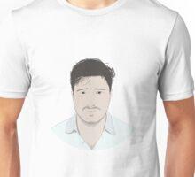 Marcus Mumford Illustration Unisex T-Shirt