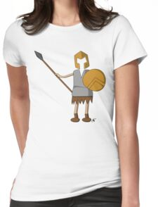 Sparta guy 2 Womens Fitted T-Shirt