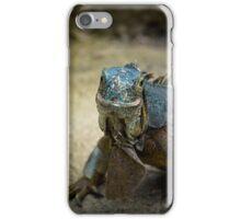 Handsome Iguana iPhone Case/Skin