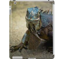 Handsome Iguana iPad Case/Skin