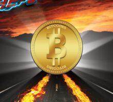 Bitcoin Is The Future Sticker