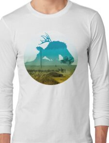 Inspired By True Detective I Long Sleeve T-Shirt