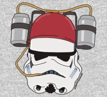 Stormtrooper Beer Helmet by HelloGreedo