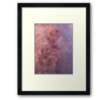 ©HCS DA The Man On The Clouds IA Framed Print