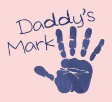 I am Daddy's mark One Piece - Long Sleeve