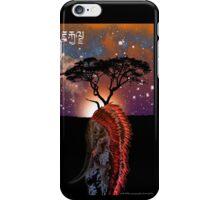 African Elephant Preistess iPhone Case/Skin