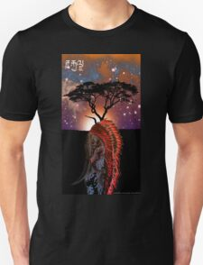 African Elephant Preistess Unisex T-Shirt