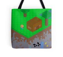 Minecraft Tote Bag