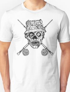 Fishing Zombie T-Shirt