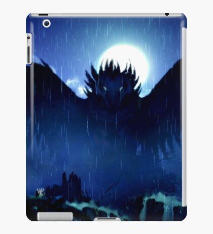 Kuro iPad Case/Skin