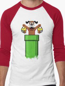 Flapp Hunt Men's Baseball ¾ T-Shirt