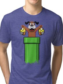 Flapp Hunt Tri-blend T-Shirt