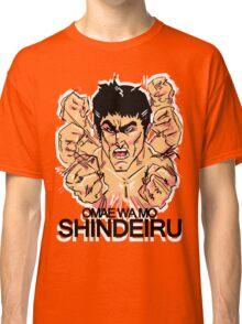 omae wa mo shindeiru  Classic T-Shirt
