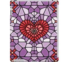 Heart Voronoi iPad Case/Skin