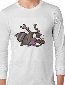 BBT Racoon Long Sleeve T-Shirt