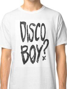 DISCOBOY? Classic T-Shirt