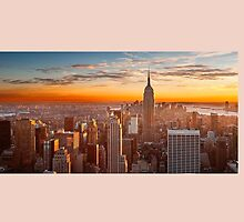 New York City by OlivianaB