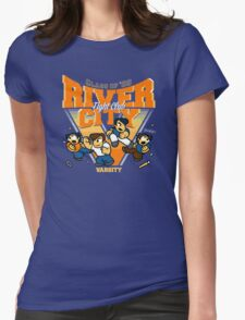 River City FC Womens Fitted T-Shirt