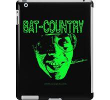 Bat Country MonoTone iPad Case/Skin