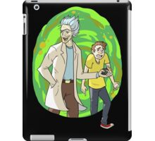 D-D-Don't Worry about it, M-Morty. iPad Case/Skin