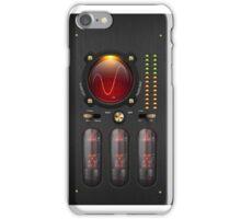 Music Box Amplifier 3 tubes  iPhone Case/Skin