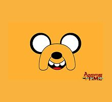 adventure time, jake by OlivianaB