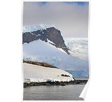 Trinity Island & The Antarctic Peninsula Poster