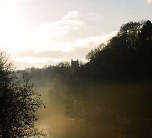 River Wear, Durham by LCarmody