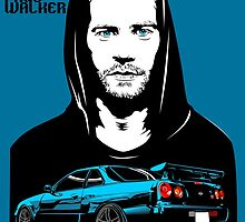Paul Walker 01 by aredie19