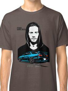 Paul Walker 01 Classic T-Shirt