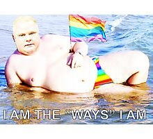Rob Ford Pride  Photographic Print