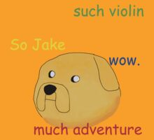 Jake the Doge *Comic Sans Edition* by AnEpicPerson