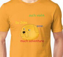 Jake the Doge *Comic Sans Edition* Unisex T-Shirt