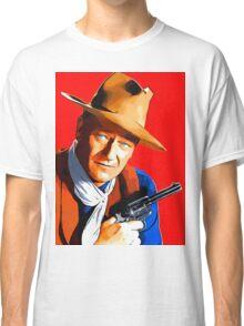John Wayne in Rio Bravo Classic T-Shirt