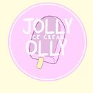 Jolly Olly Ice Cream by rebecca-miller