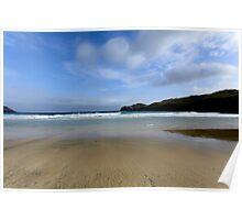 Valtos Beach - Isle of Lewis Poster