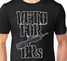 Halo 3 Veto For BRs Unisex T-Shirt