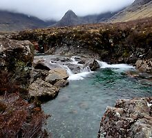 The Fairy Pools by Stephen Smith
