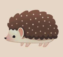 Tiny Hedgehog by Elda The
